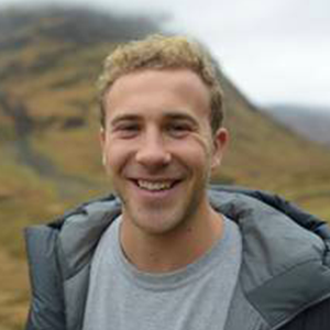 Ben Ryall Smiling