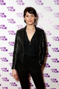 gemma arterton at the into film awards 2018