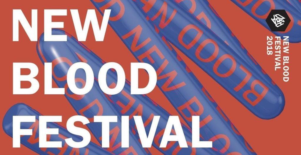 New Blood Festival Logo